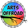 ArtsOffroad logo black type